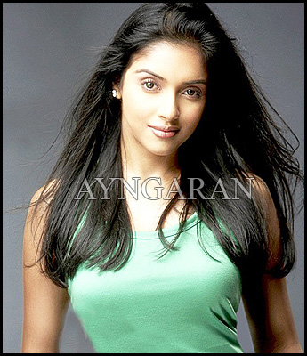 Asin has her hands full