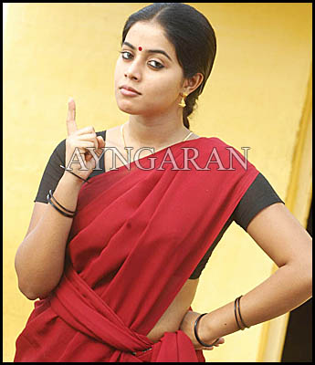 Poorna in a de-glam role