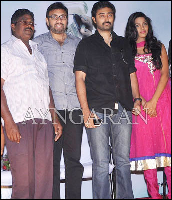 Kadhal Theevu press meet held