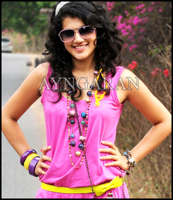 Taapsee in an unusual role