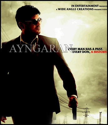 Ajith performs deadly stunts in Billa 2