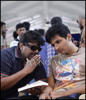 Mugamoodi shoot progressing briskly