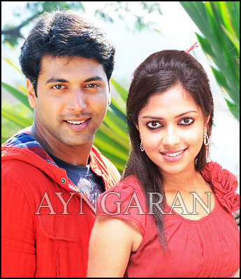 Amala Paul opposite Jayam Ravi?