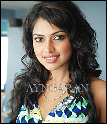 Amala Paul has her kitty full