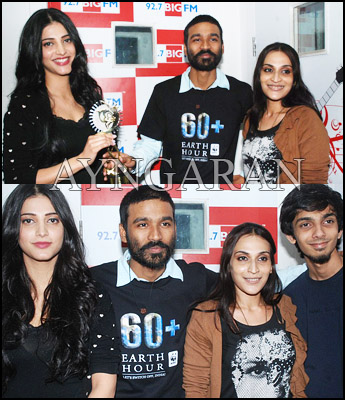 Kolaveri Team @ BIG fm studios