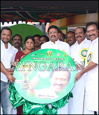 Music composer Deva Launches his album