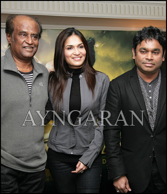 Kochadaiyaan -london media launch stills