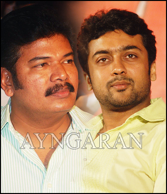 Shankar & Surya to team up?