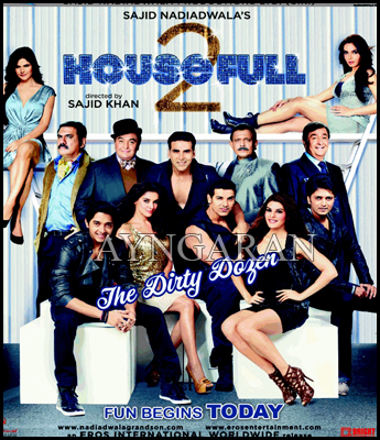 Housefull 2- Fun begins today
