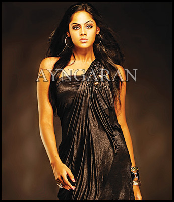 Karthika to portray a challenging role