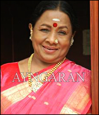 Vetreran actress Manorama is back in form