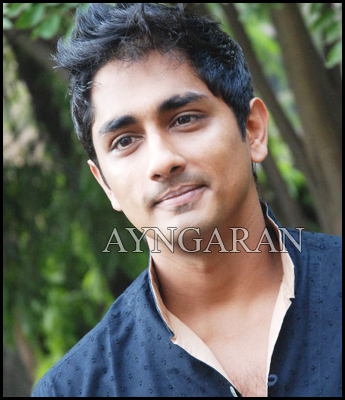 Siddharth forthcoming projects