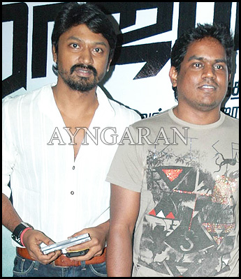 Actor Krishna owes it to Yuvan Shankar Raja