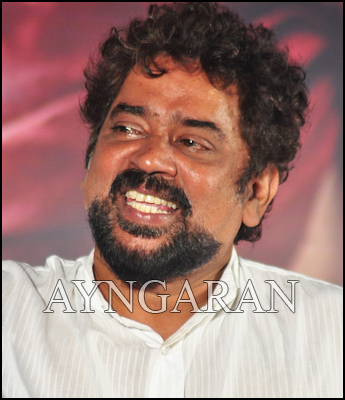 Acclaimed cinematographer Santosh Sivan gets a rare honour