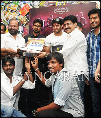 PUTHAGAM movie launched