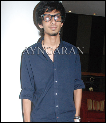 'Kolaveri fame 'Anirudh seems to be the most wanted