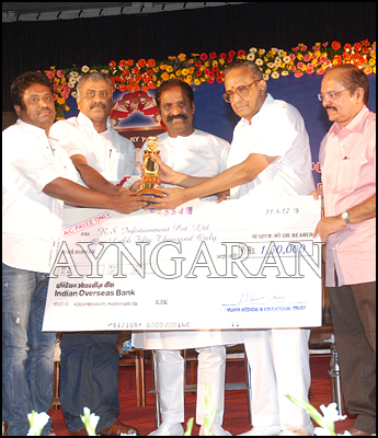 Shri B Nagi Reddi Memorial awards given