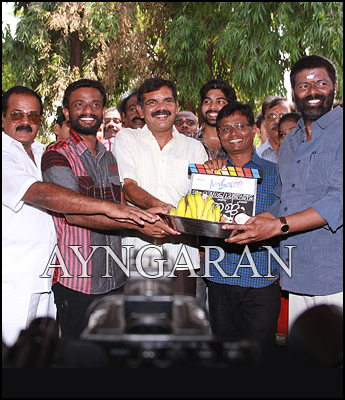 Mathapoo movie launched