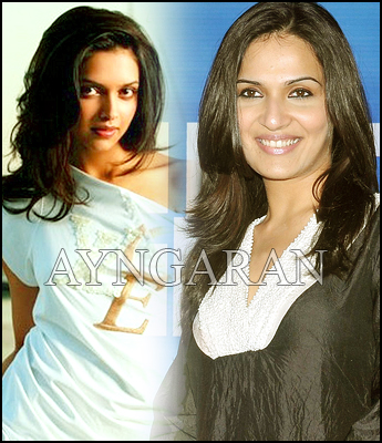Deepika heaps praises on Soundarya