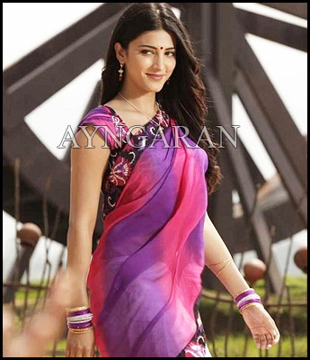 Shruthi Hassan is extremely thrilled
