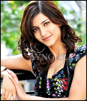 Shruthi hasaan to work on a music album