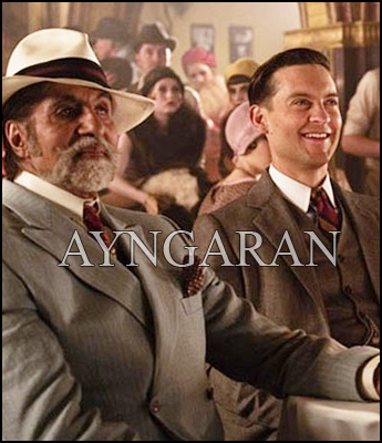 Big B in Great Gatsby first look still has generated buzz