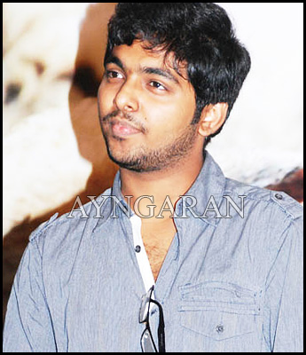 GV Prakash Kumar has his hands full