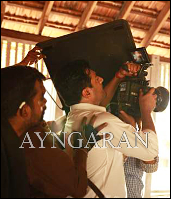 Ajith goes behind the camera