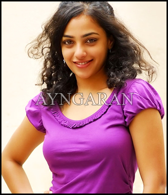 Nithya Menen in the film Poppins