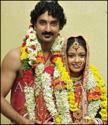 Actress Chaya Singh enters wedlock