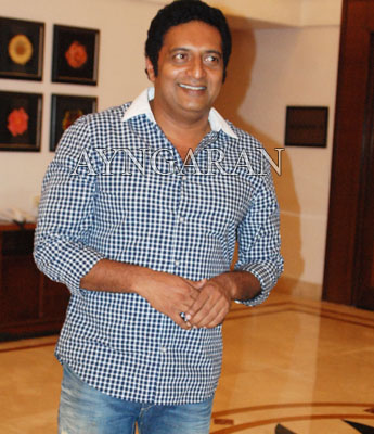 Prakash Raj to play a baddie again