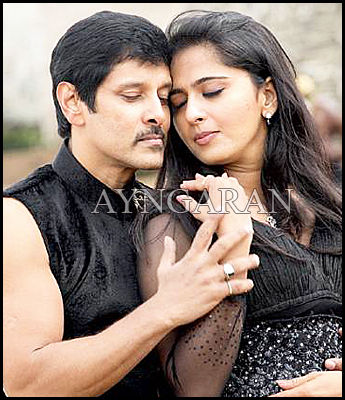 Vikram had done tough fight scenes, amidst bad weather