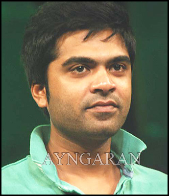 Simbu has his hands full