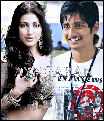 Jiiva & Shruthi Haasan to pair up?