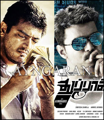 Fans eagerly await for Thupakki teaser
