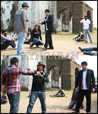 Billa II will have deadly stunts