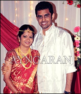 Director Balaji Mohan ties the Knot with Aruna