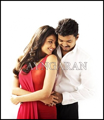 Ilayathalapathy Vijay sings with Andrea
