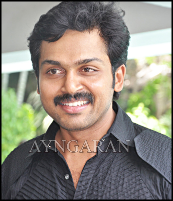 Karthi demands a whopping remuneration?