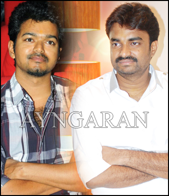 Director Vijay to kickstart his film with Vijay