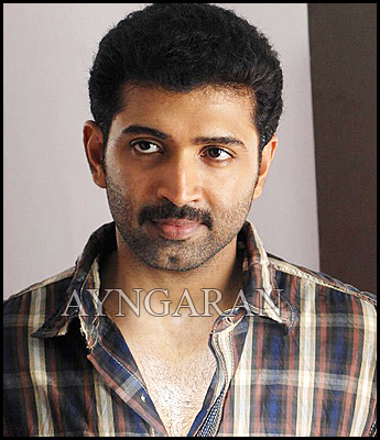 Arun Vijay croons again