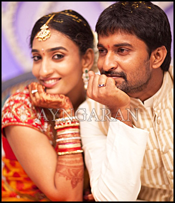 Wedding bells ring for T'wood actor Nani