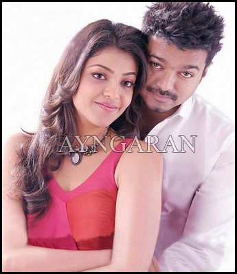 Vijay & Kajal to sizzle in Geneva