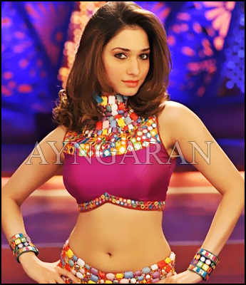 Vettai remake has Tamannah