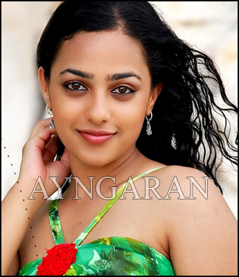 Nithya Menon in all 4 languages