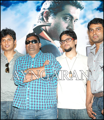 Mugamoodi Movie Press Meet held