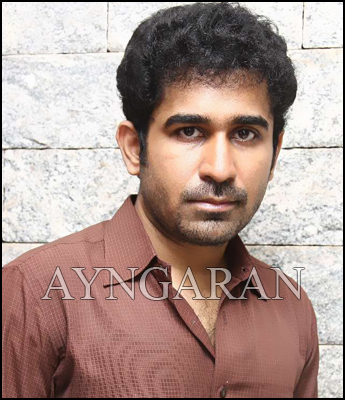 Vijay Antony on his 2nd film