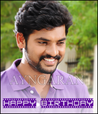 Happy birthday to Vimal