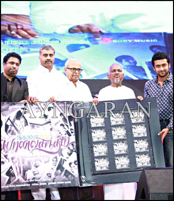 Neethane En Ponvasantham Audio Launched