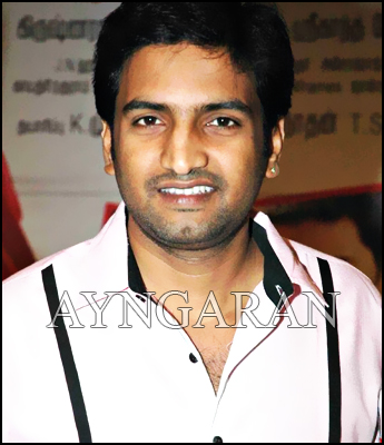 Santhanam and Gana Bala spotted together